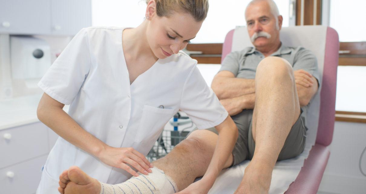 Uszkodzenia skóry u osób starszych: metoda klasyfikacji 5W