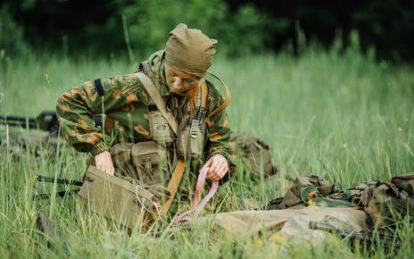 Trwają pracę nad pianką, która będzie efektywnie leczyć rany u żołnierzy