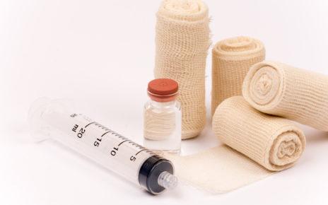 Składnik żelujący wykorzystywany w cukiernictwie składnikiem nowych opatrunków