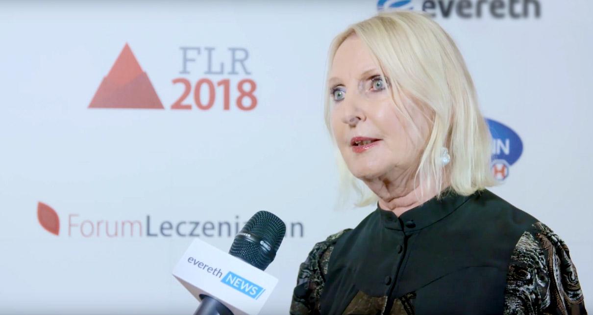 Prof. Maria Siemionow o swojej autorskiej terapii choroby Duchenne'a komórkami chimerycznymi – obejrzyj wideo