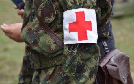 Opracowany w Izraelu bandaż zatrzymuje krwawienie w kilka sekund