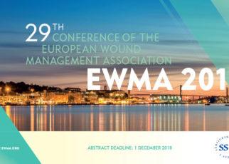Konferencja #EWMA2019 – zarejestruj się na międzynarodowe wydarzenie o leczeniu ran