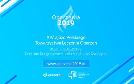 XIV Zjazd Polskiego Towarzystwa Leczenia Oparzeń już za miesiąc – zarejestruj się!