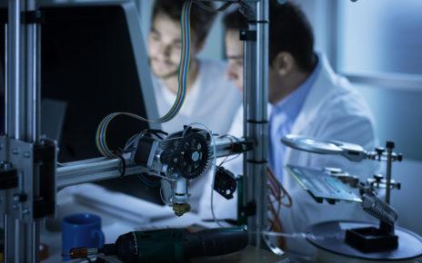 Tusze biologiczne z żywymi komórkami do drukarek 3D