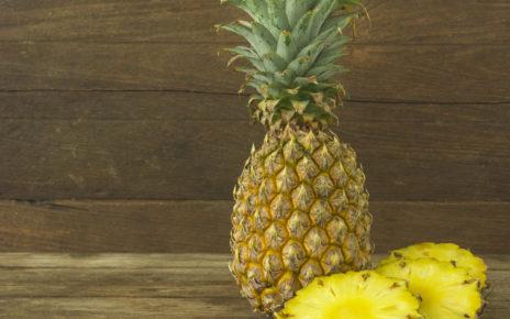 Studenci z Indonezji wykorzystali skórę ananasa w leczeniu ran