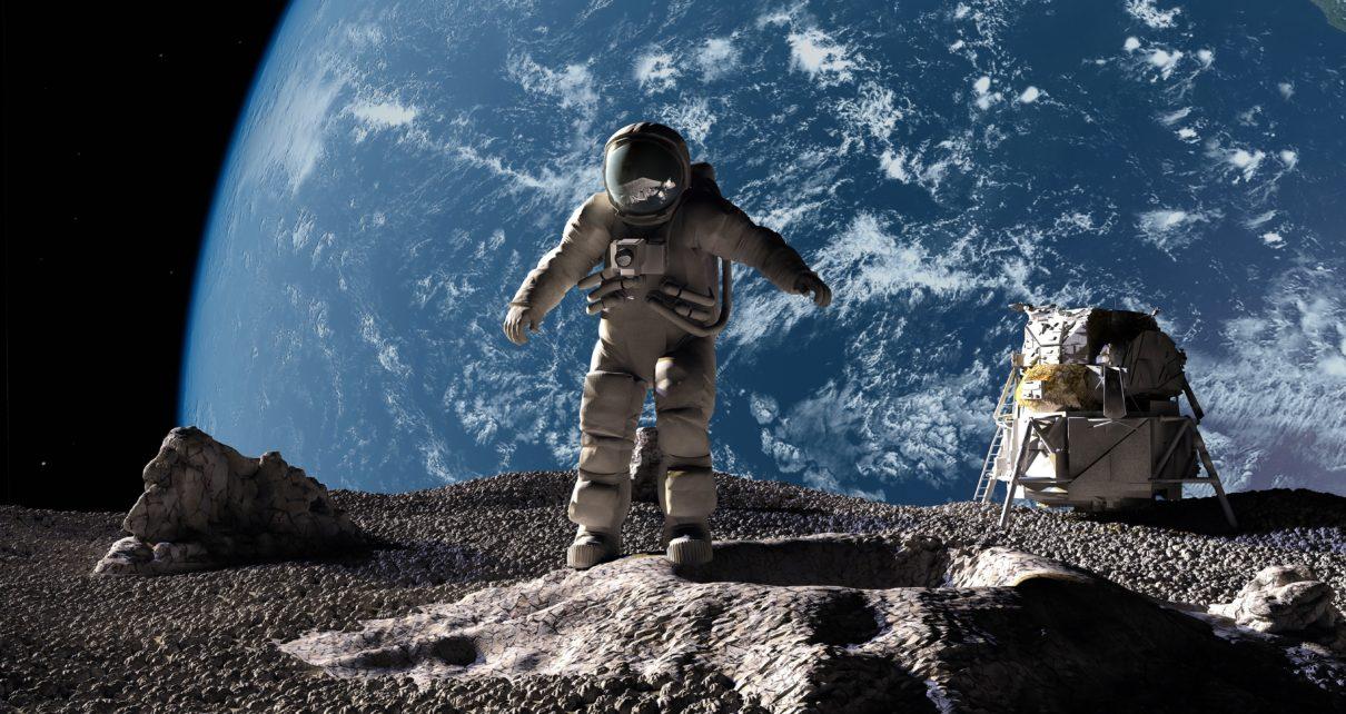 Astronauci będą leczyć się własnymi komórkami? Nowa metoda druku 3D w kosmosie