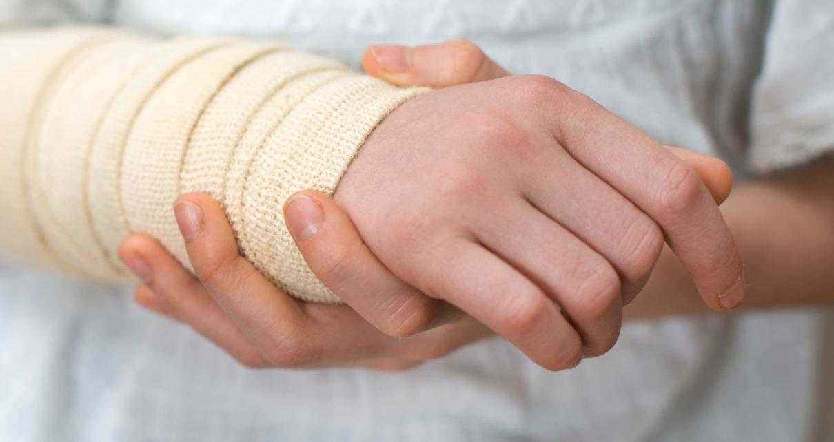 Lekarze przeszczepili dziewczynce fragmenty skóry od jej siostry