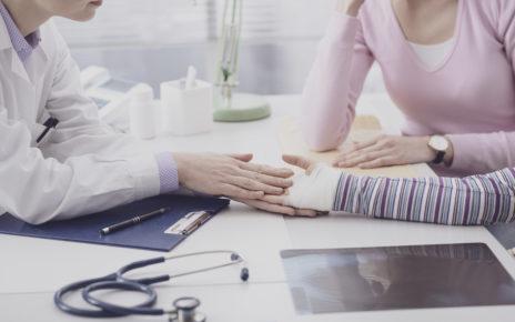 Opatrunki z chlorkiem dimetylokarbamoilu skuteczniej leczą rany u dzieci z EB