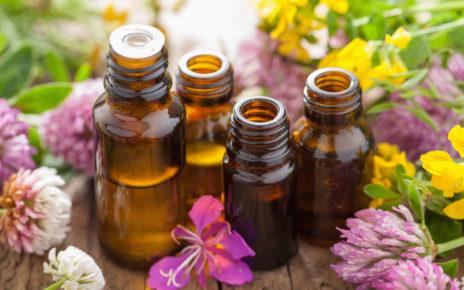 Jak stosować olejki eteryczne na rany i blizny?