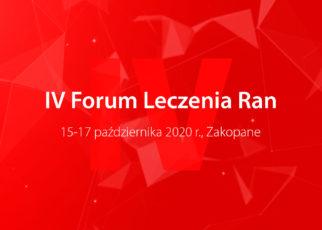 Znamy już datę i miejsce konferencji IV Forum Leczenia Ran!