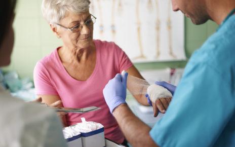 Choroby wpływające na dłuższe gojenie się ran