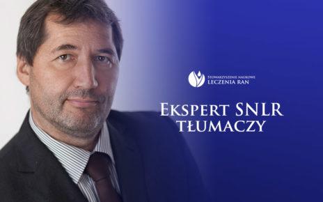 W leczeniu ran potrzebujemy telemedycyny i rozszerzenia kompetencji pielęgniarek - wywiad z prof. Tomaszem Banasiewiczem