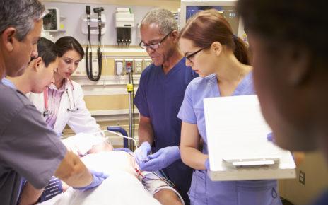 Najczęstsze przyczyny skojarzonych obrażeń klatki piersiowej i brzucha
