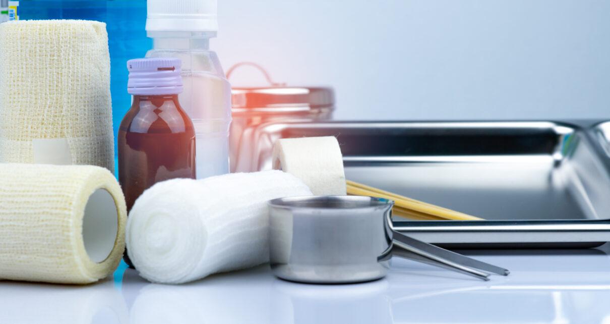 Antyseptyki, których nie należy stosować w leczeniu ran