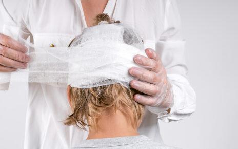 Najczęstsze błędy podczas zaopatrywania ran u dzieci