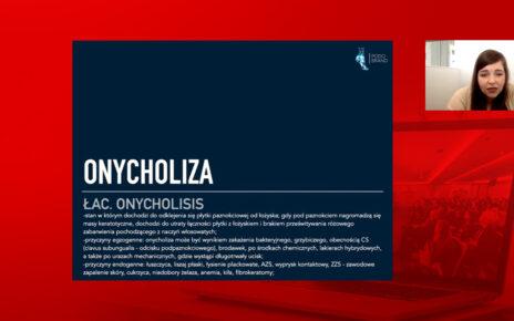"""""""Zastosowanie antyseptyków i maści hydrofilowej w podologii"""" – wykład z IV Forum Leczenia Ran BEFORE"""