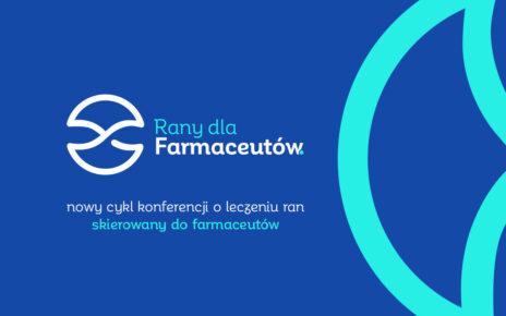 Rany dla farmaceutów – nowy cykl konferencji o leczeniu ran dla farmaceutów