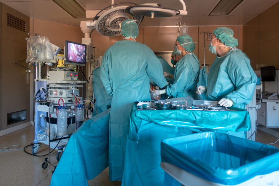 Powikłania po endoskopowej cholangiopakreatografii wstecznej (ECPW)